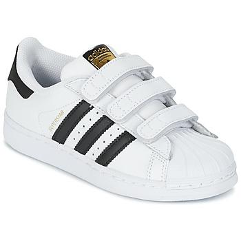 adidas Sneakers SUPERSTAR FOUNDATIO adidas - Spartoo