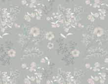 Boråstapeter Tapet In Bloom Prairie Rose 7233