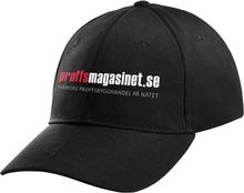 Proffsmagasinet Keps svart, one size