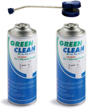 Green-Clean Startkit High Tech GS-2051 trykkluft x2 Ventil
