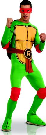 Raphael Teenage Mutant Ninja Turtles - kostume voksen - Vegaoo.dk