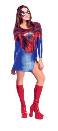 Kostume Spider Girl sexy til kvinder - Vegaoo.dk