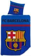 FC Barcelona sengetøy - 100% bomull - 140x200 cm