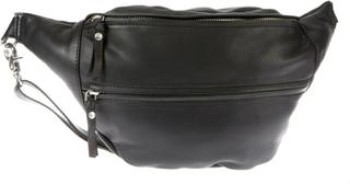 Depeche stor bæltetaske i skind