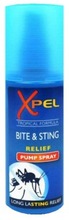 Xpel Bite & Sting Relief Pump Spray 120 ml
