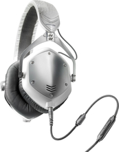 V-Moda Crossfade Wired M-100-U-WHITE SILVER