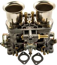 40IDF carburetor with air horns for VW Beetle Bug Fiat Porsche rep weber carb