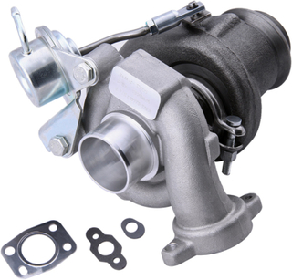 Turbolader Turbocharger Turbo For Citroen Peugeot Ford Focus 1.6 HDI 90BHP TD025