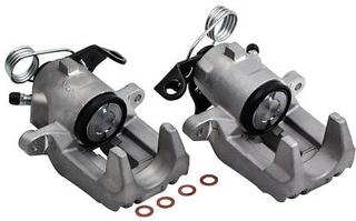 Compatible for Audi A3 TT compatible for Seat Skoda VW Golf Bora 8N0615423A / 4A 41mm 2 Rear Brake Caliper