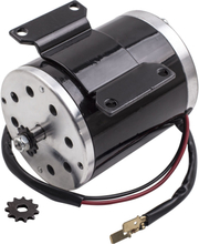 For MY1020 E-Scooter Electric Bike 24V DC 500W Electric Motor 2500Rpm