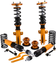 Coilovers Kits compatible for Ford Mustang 2005-2014 Adjustable Height Mounts Struts