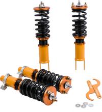 Height Adjustable Coilover Suspension Kit compatible for Honda Civic EK2-EM1 1996-2000