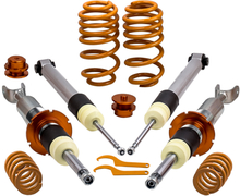 Lowering Suspension Kit Coilovers Shock Absorber For Audi A4 8E B6 B7 2001-2009