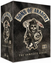 Sons of Anarchy: Complete Box - Kausi 1-7 (30 disc)