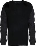 Religion PILOT Stickad tröja black