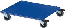 Hjulunderrede för enkelt verktygsskåp 490x440 Blå