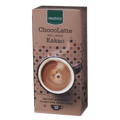Fredsted ChocoLatte 250 g