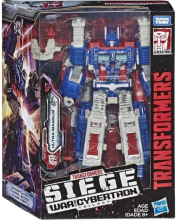 Hasbro Transformers Siege War on Cybertron, Ultra Magnus