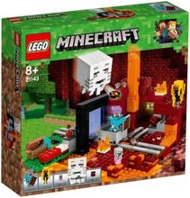 LEGO Minecraft - Nether-portalen