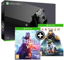 Xbox One X 1TB + Anthem + Battlefield V