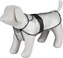 TRIXIE regnfrakke til hunde Tarbes str. L 55 cm PVC transparent