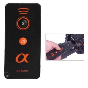 Kaukolaukaisin Sony Kameraan