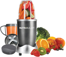 NutriBullet 600W Grey 12 pcs.. 10 stk. på lager