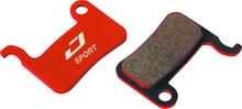 Jagwire Disc Sport Semi-Metallic Brake Pads for XTR/Saint/Deore XT/SLX/LX/Hone/Alfine 2020 Bromsbelägg till elcykel