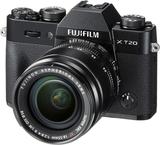 Fujifilm X-T20 + 18-55/2,8-4 Svart, Fujifilm