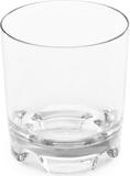 DRINKGLAS CHRYSTAL N.PLAST TRSP 25CL