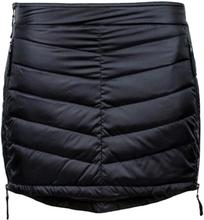 Skhoop Mini Down Skirt Dam Kjol Svart M