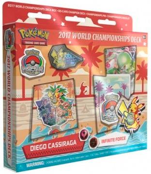 Pokemon World Championship Deck 17 Diego Diego Cassiraga Deck 2017