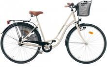 Klassisk Damcykel 7-vxl, Cream 2853