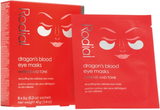 RODIAL DRAGON´S BLOOD EYE MASKS 8 ST