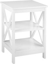 Sivupöytä valkoinen FOSTER