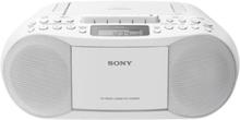 CFD-S70 - AM/FM - Stereo - Hvit