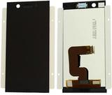 Sony visar LCD komplett enhet för Xperia XZ1 kompa