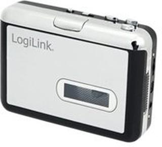 LogiLink Cassette-Player with USB Connector - kassetteafspiller