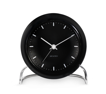 Arne Jacobsen City Hall, Table Clock med alarm