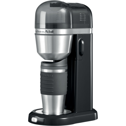 KitchenAid Coffee To-Go Kaffebrygger Sort + Termokrus 54 cl