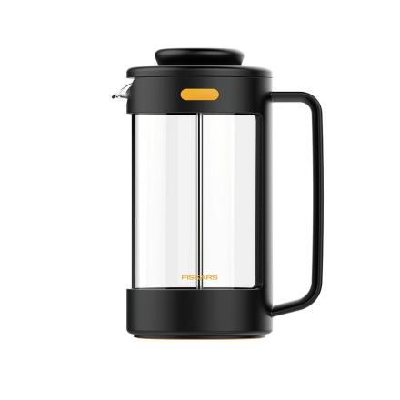 Fiskars Functional Form+ Presskanne Kaffe 1 liter
