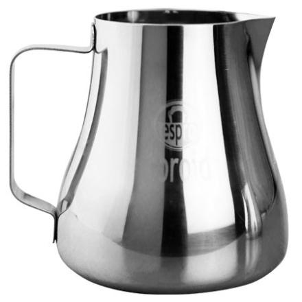Espro Toroid mælkekande blank rustfri stål, 600 ml