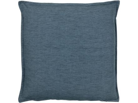 Södahl Basic melange Pute 45 x 45 cm China Blue