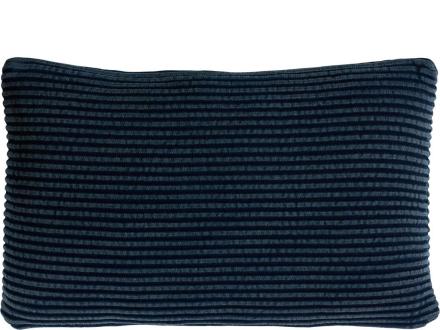 Södahl Pute 30 x 50 cm indigo