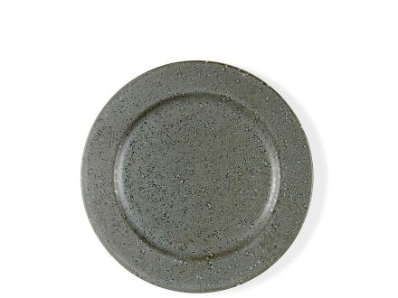 Bitz Dessert tallerken Ø 22 cm grå