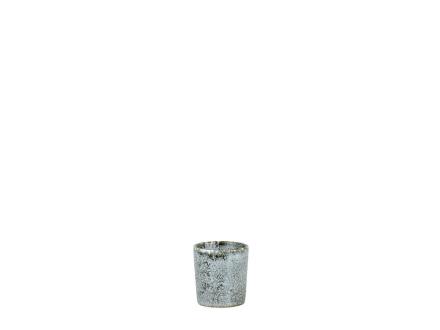 Bitz Eggeglass Ø 5,2 x 5 cm grå