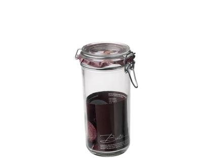 Bitz Sylteglass 1 liter klar