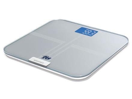 Soehnle Pharo 200 Kroppsanalyse vekt sølv