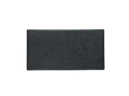 Bitz Tapas tallerken 30 x 16 cm svart