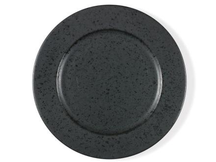 Bitz Flat tallerken Ø 27 cm svart